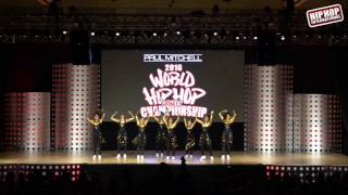 Complot Varsity - Panama (Varsity Division) @ #HHI2016 World Semis!!