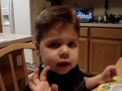 Cute Baby Replies – Fan of Cookies – Funny