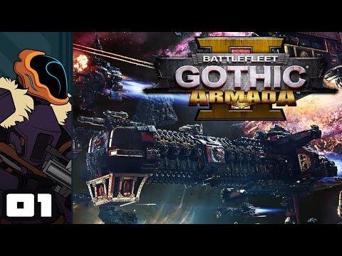 Gameplay de Battlefleet Gothic: Armada II