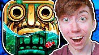 TEMPLE RUN 2: PIRATE COVE - New Map Update! (iPhone Gameplay Video)