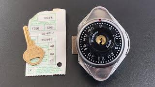 [617] Master School Locker Combination Lock Picked and Decoded (Model 1670)