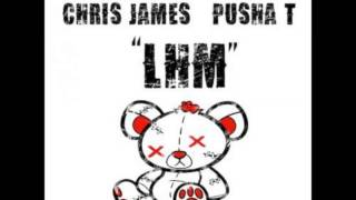 Chris James Feat  Pusha T   Love Hates Me