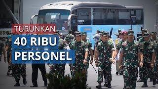TNI Terjunkan 40 Ribu Personel untuk Disiplinkan Warga Ikuti Protokol Kesehatan