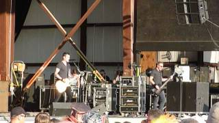 """Theory Of A Deadman """"Nothing Could Come Between Us"""" Rock Fest 2013, Cadott, WI, live"""