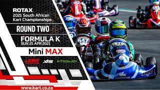 2021 | R2 Formula K | Mini MAX