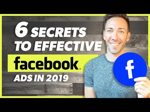 Facebook Ads in 2019: What's Working Now!
