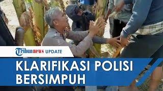 Klarifikasi dan Cerita Lain dari Warga soal Video Viral Kapolsek Bersimpuh