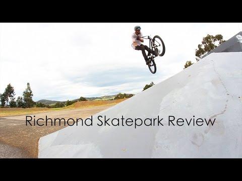 Skatepark Review   Richmond Skatepark