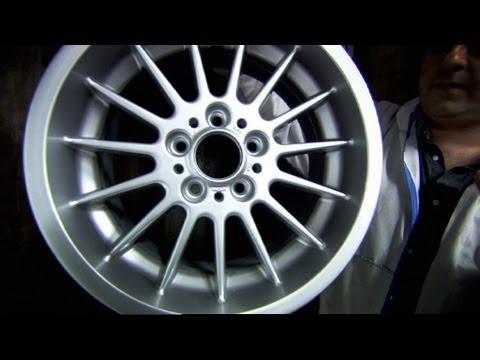 BMW 840Ci Alloys Refurbished - Wheeler Dealers
