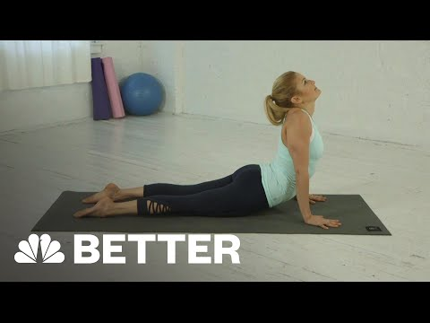 How To Perform An Upward-Facing Dog | Better | NBC News