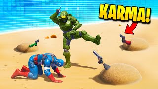 TOP 100 INSTANT KARMA MOMENTS IN FORTNITE (Part 3)