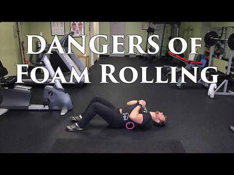 Is Foam Roller Workout Equipment Dangerous?