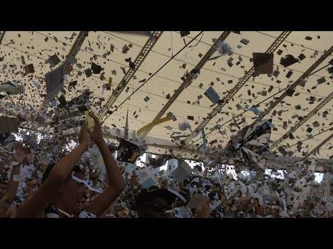 """""""A grande festa no jogo do Botafogo 3 x 0 Criciúma"""" Barra: Loucos pelo Botafogo • Club: Botafogo"""