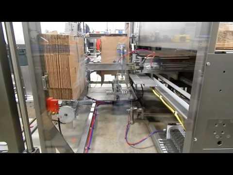 Formadora de cajas de alta velocidad 2-EZ HS a 20 CPM