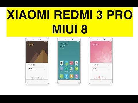 Foto Recensione Xiaomi Redmi 3 Pro dopo 3 mesi e con MIUI8 Global
