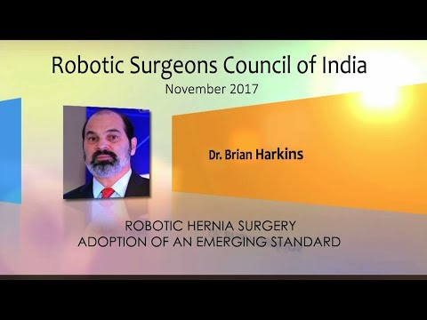 Robotic Hernia Repair...and more- Adoption of an Emerging Standard