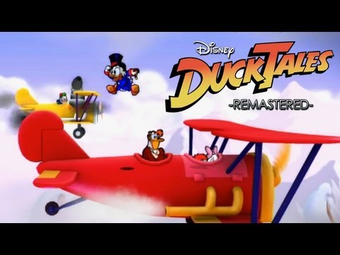 DuckTales: Remastered - Himalayas Gameplay Walkthrough