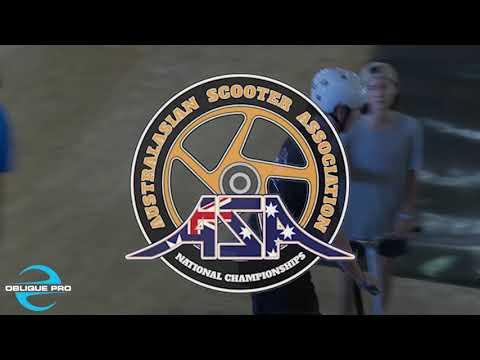 Cody Broom - ASA Australia Scooter Finals Open (Boys/Mens)