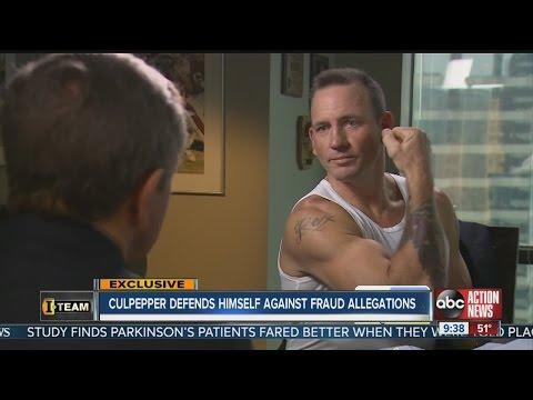 Former Buccaneer Brad Culpepper defends actions in exclusive interview