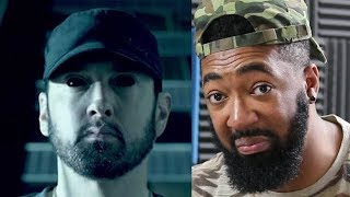 Eminem   Fall   REACTION
