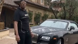 MASTER P EXPLAINS HOW TO MAKE ENOUGH MONEY TO BUY 2 ROLLS ROYCE'S [VIDEO]