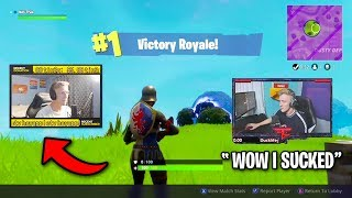 Fortnite Streamers 1ST MATCHES! (Ali A, Tfue, Ninja, Lachlan, First Wins)