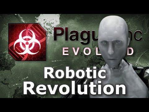 Plague Inc: Custom Scenarios - Robotic Revolution