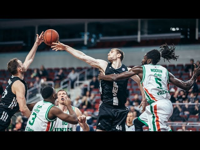VEF vs UNICS Highlights Jan 21, 2018