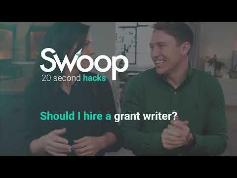 Should I hire a grant writer?