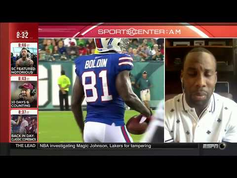 Anquan Boldin Opens Up About His Retirement