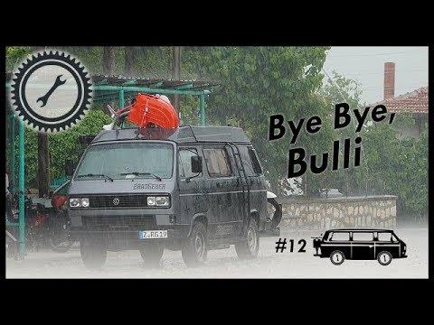 Bye Bye, Bulli! - inkl. Bus Roomtour - 2RadGeber Simson Reise #12