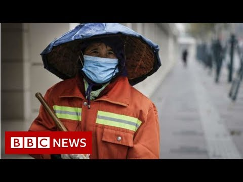 China coronavirus: Beijing cancelled Chinese New Year celebrations - BBC News