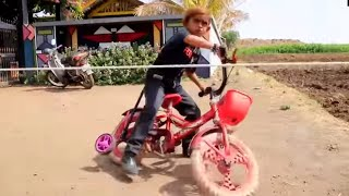 "CHOTU DADA KI DHOOM |"" छोटू की रेस"" CHOTU COMEDY Khandesh Funny Video"