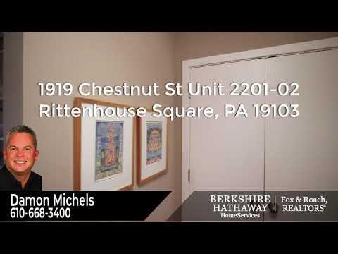 1919 Chestnut St Unit 2201, Philadelphia, PA 19103