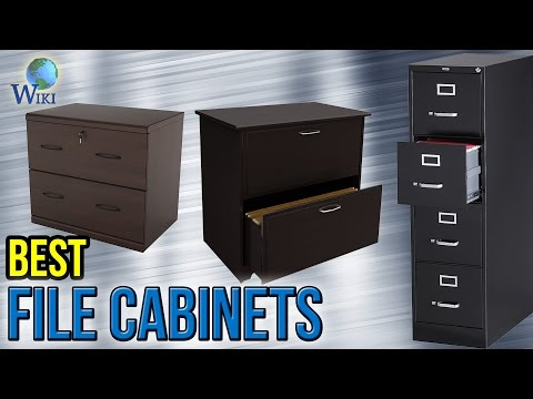 10 Best File Cabinets 2017