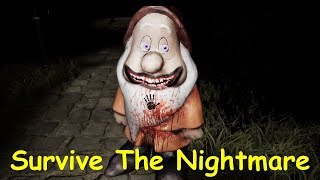Survive The Nightmare Full Game & Ending Gameplay Playthrough (Horror Game)