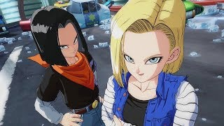 Dragon Ball FighterZ - Androids Raid