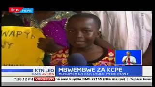 Mshindi wa Pwani katika mtihani wa KCPE asherehekea