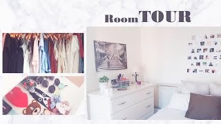 Room Tour // The Brunette Style