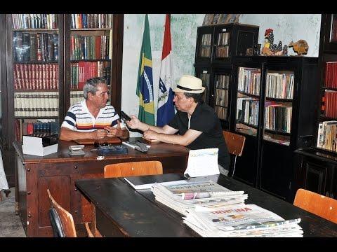 Entrevista com Jair Pimentel   3 de abr. de 2016