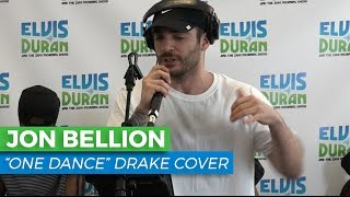 """Jon Bellion - """"One Dance"""" Drake Cover   Elvis Duran Live"""