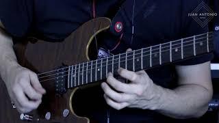 Progressive Rock Fusion Guitar Solo #1 | Dogal Strings Demo