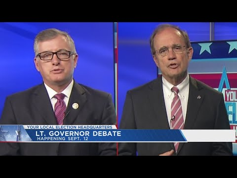 WJTV announces Lt. Governor debate
