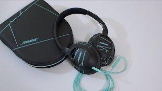 NEW! Bose SoundTrue Over Ear Headphones unboxing