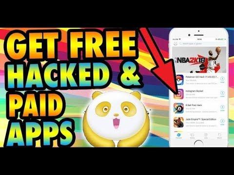 NEW Panda Helper GET PAID & Hacked Apps FREE iOS 11 - 11.4.1 / 10 / 9 NO Jailbreak iPhone iPad iPod