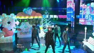 BOY FRIEND - I'll be there 보이프렌드 - 내가 갈게 Music Core 20111217