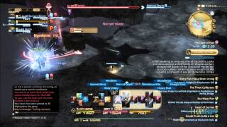 Final Fantasy XIV - FATE - The Taste of Fear