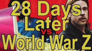"""28 Days Later"" vs. ""World War Z"" - Pacing in Film | Cult Popcorn"