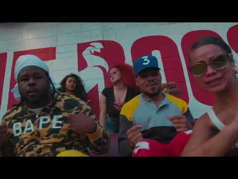 Reeseynem ft. Chance The Rapper - What's The Hook (OFFICIAL VIDEO)