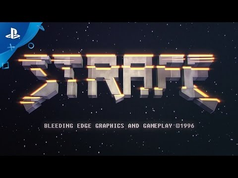 STRAFE - PlayStation Experience 2016: Gameplay Trailer | PS4 thumbnail
